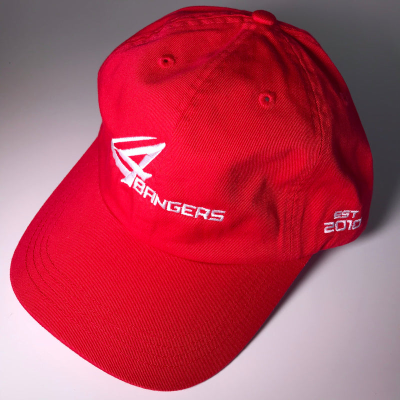 4BP Hat - Red