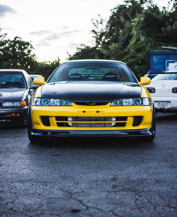 JDM Integra Front End (No Headlights or Rad Support)