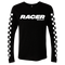 PRE-ORDER: Racer Long Sleeve T-Shirt