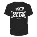10 Second Club Drag T-Shirt