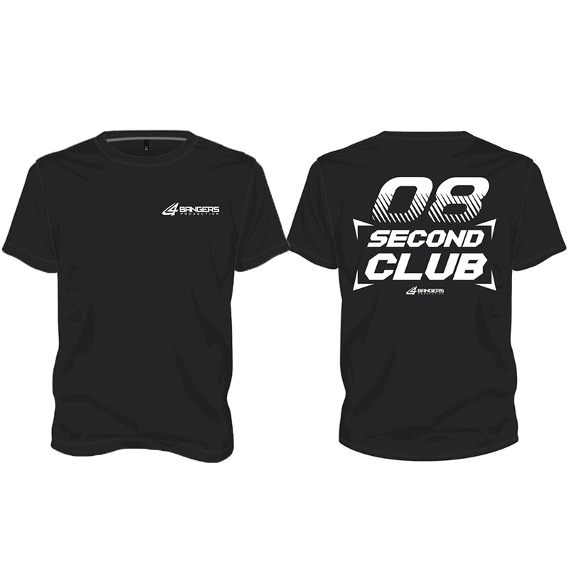8 Second Club Drag T-Shirt
