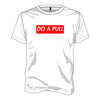 DO A PULL Box logo T-Shirt