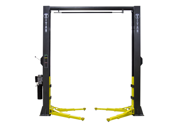 Titan PREMIER Series 13,000lb Clearfloor 2-Post Lift - HD2P-13KCL