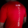 4BP Worldwide x Japan T-Shirt - Red