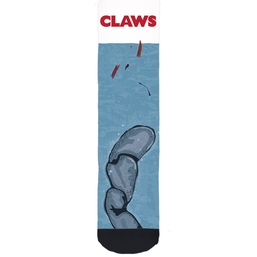 Claws Socks (Rated- Sick)