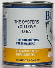Bluepoint Oyster Can-dle