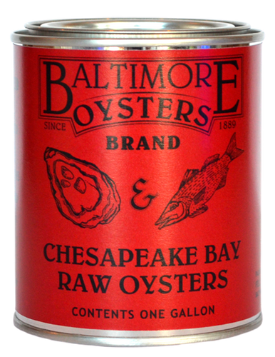 Baltimore Oyster Can-dle