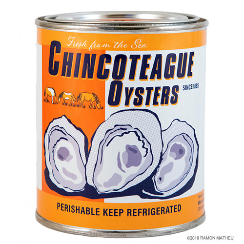 Chincoteague Oyster Can-dle