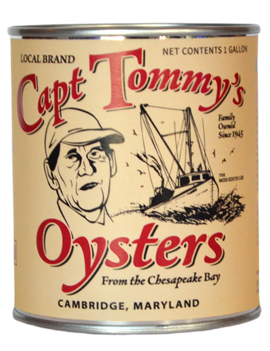 Capt Tommy's Oyster Can-dle