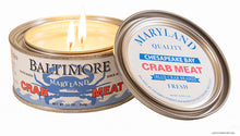 Baltimore Crab Meat Can-dle
