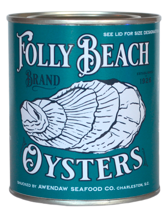 Folly Beach Oyster Can-dle