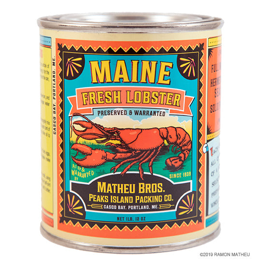 Maine Lobster Can-dle