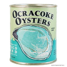 Ocracoke Oysters Can-dle
