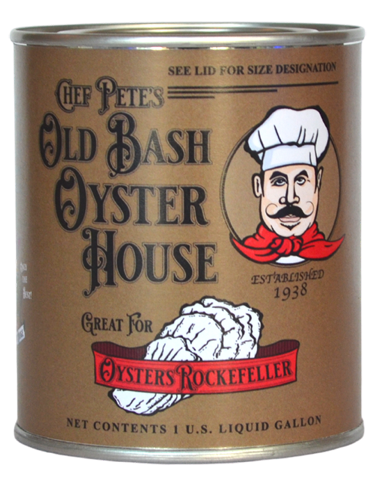 Old Bash Oyster Can-dle