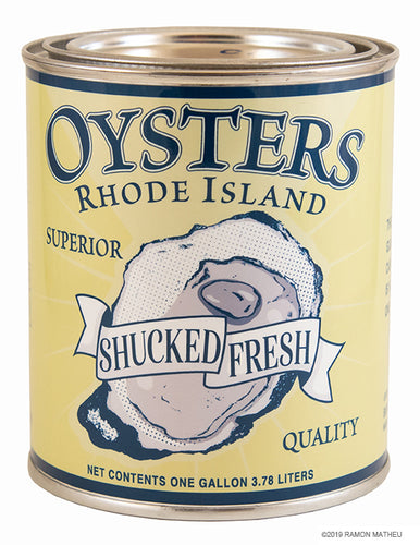 Rhode Island Oyster Can-dle