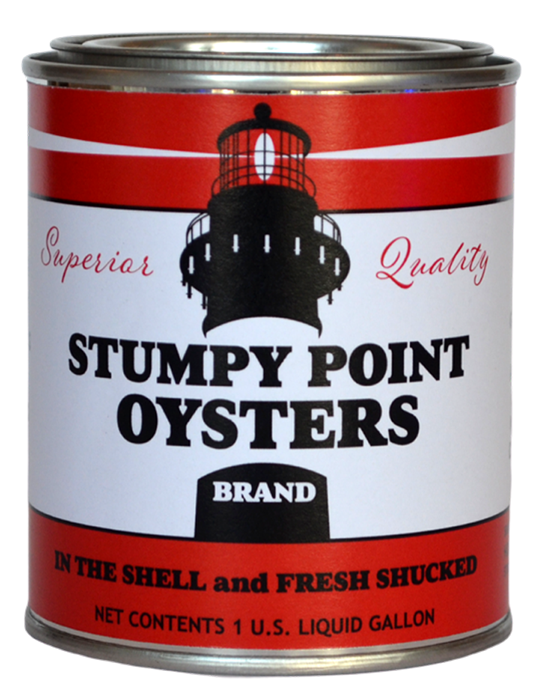 Stumpy Point Oyster Can-dle