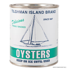 Tilghman Island Oyster Can-dle
