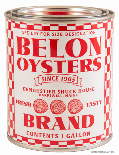 Belon Oyster Can-dle