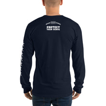 Protect Then Serve Long sleeve t-shirt