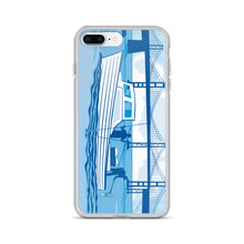 Oyster Tongers iPhone Case