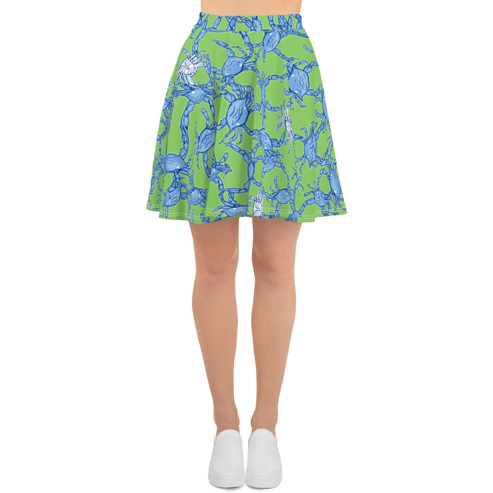 Skater Skirt Bushel of Crabs