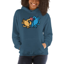 Care for Crabs Unisex Hoodie