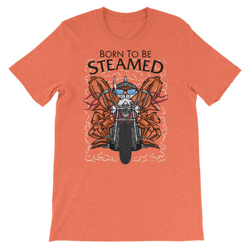 Born to Be Steamed Tee
