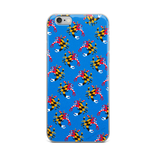 Bit Crab iPhone Case