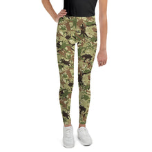 Youth Crab Camo Leggings
