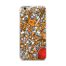 Picked Crab iPhone Case