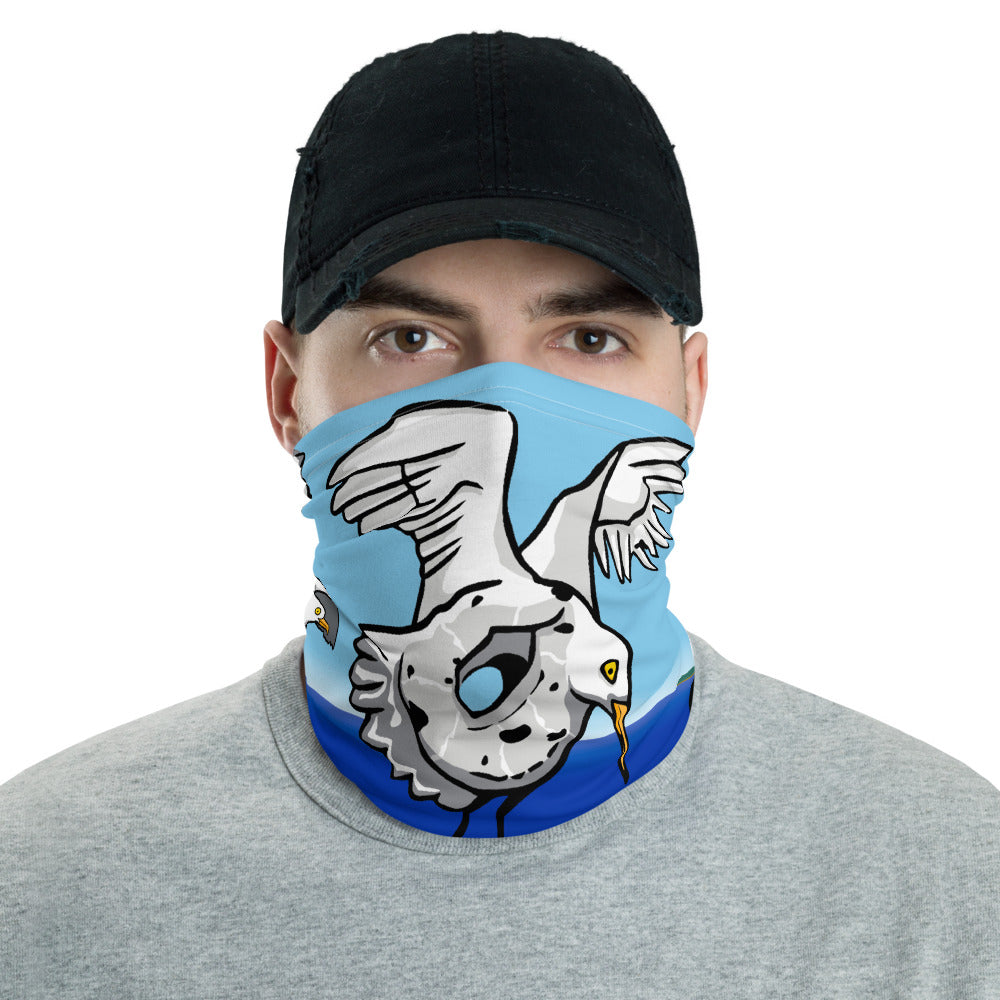 Bay Gulls Neck Gaiter