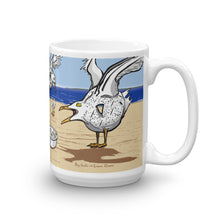 Bay Gulls with Cream Cheese Mug