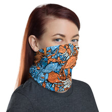 Live, Steamed Neck Gaiter