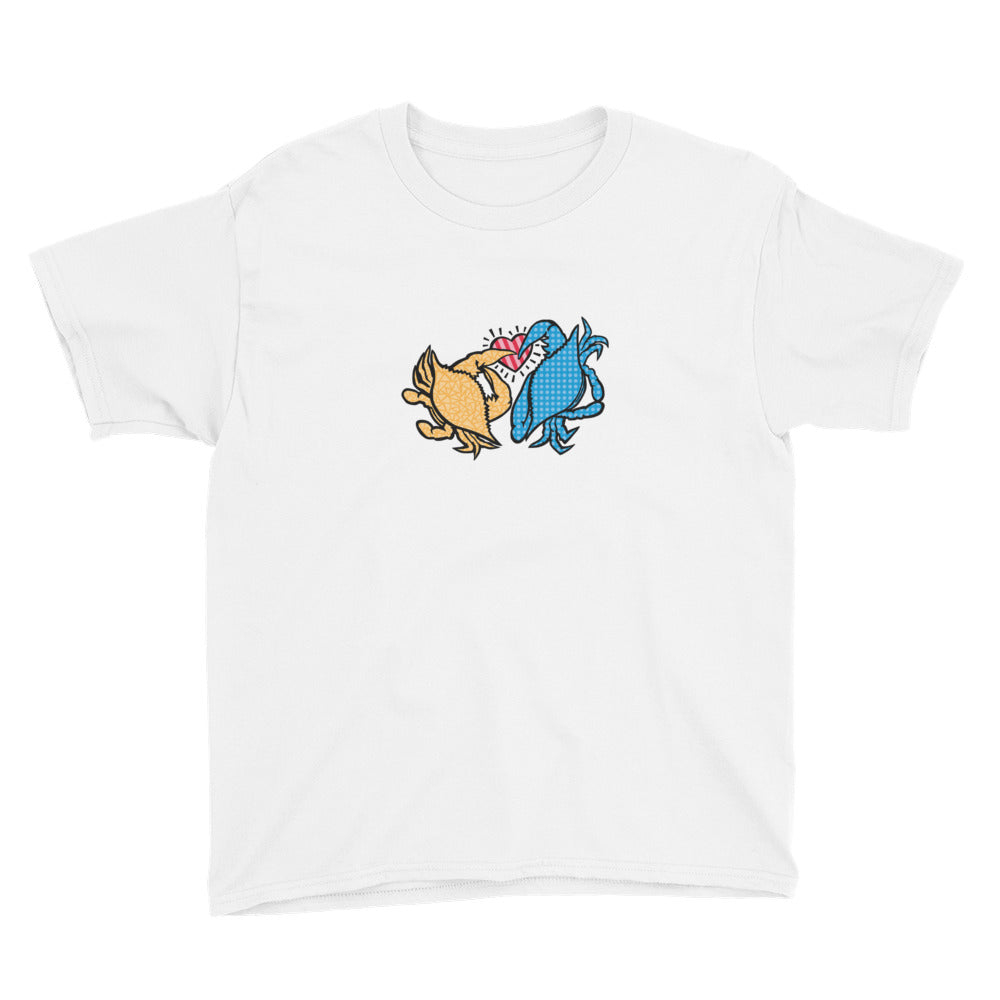 Care For Crabs Kid's Tee