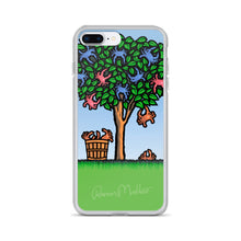 Crab Tree iPhone Case