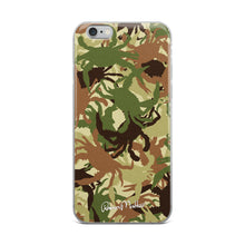 Crab Camo iPhone Case