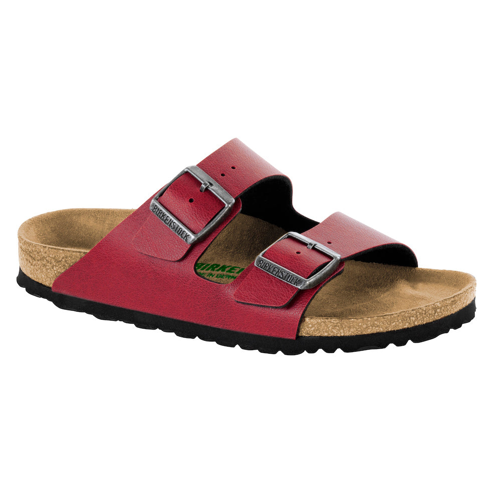 Birkenstock Arizona Bordeaux Vegan