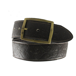 Belt E 40mm Brown_Vegan_Accessories_Vegan Wares
