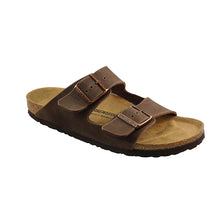 Load image into Gallery viewer, Birkenstock Arizona Sandal - Brown_Vegan Shoes_Vegan Wares