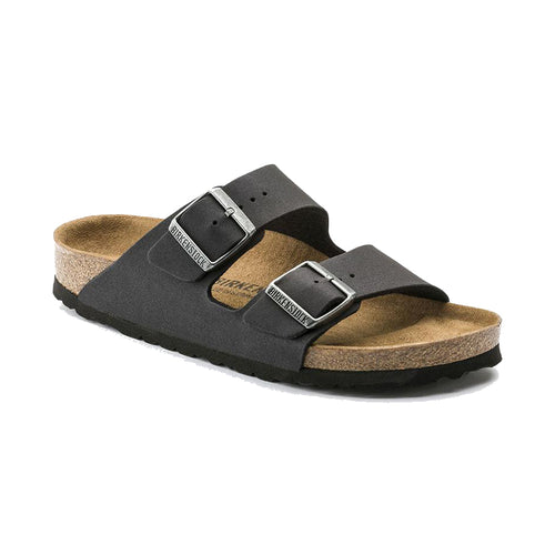 Birkenstock Arizona Sandal - Anthracite Black_Vegan Shoes_Vegan Wares