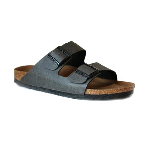 Birkenstock Arizona Sandal - NEW Anthracite_Vegan Shoes_Vegan Wares