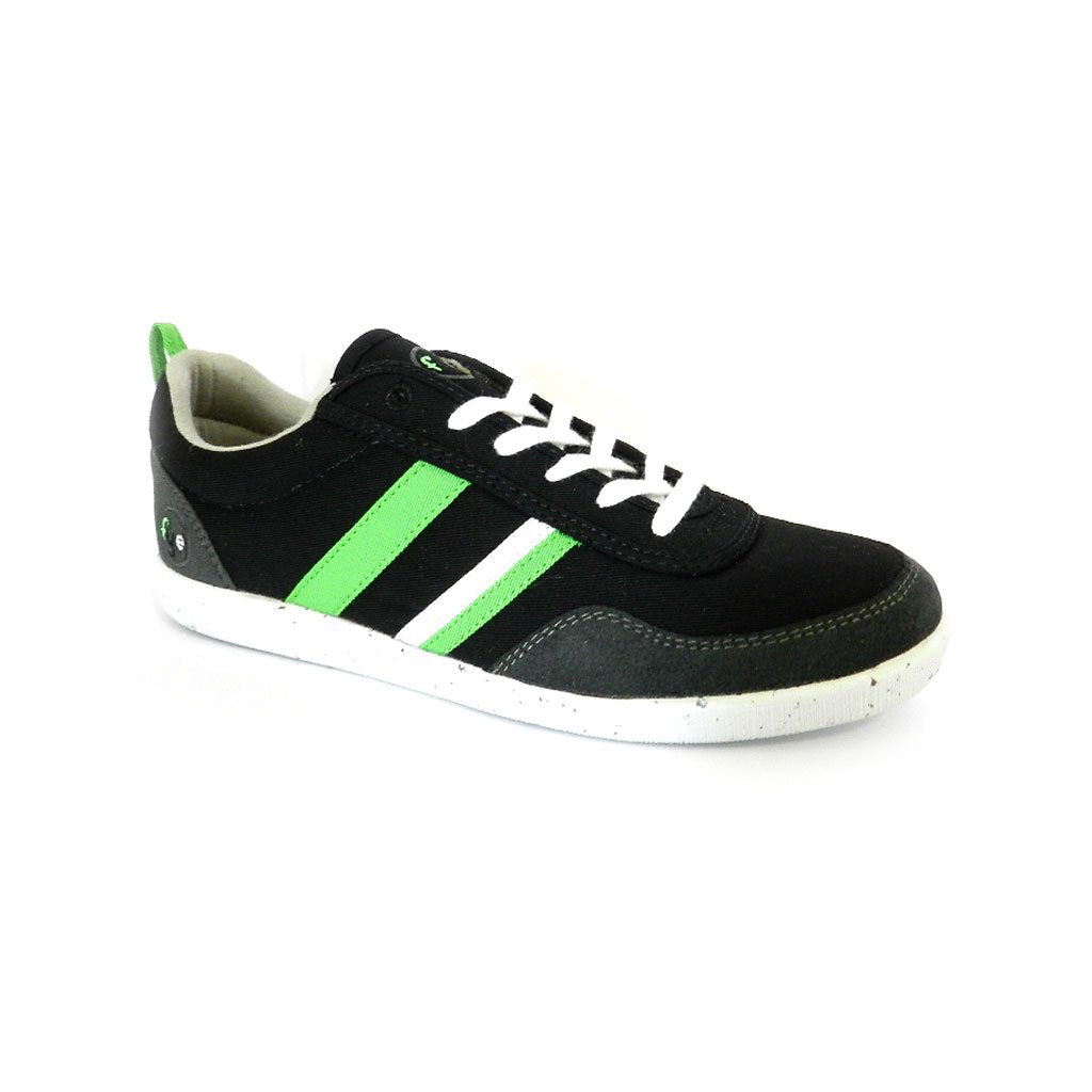 FYE Opale Sneaker - Lime Grey_Vegan Shoes_Vegan Wares