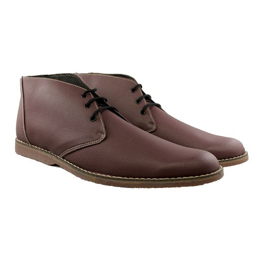 Low Dune Boots, Aubergine, Limited Edition_Vegan Shoes_Vegan Wares