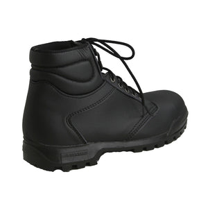 Safety boot with steel caps_Vegan Shoes_Vegan Wares