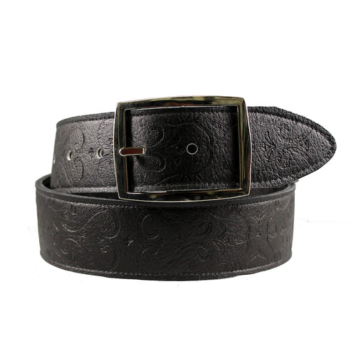 Belt E 40mm Black_Vegan_Accessories_Vegan Wares