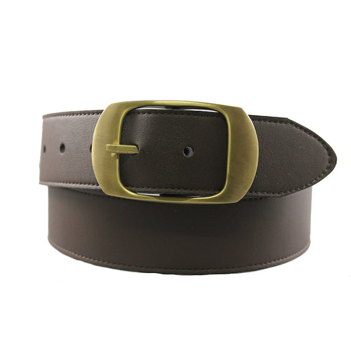Belt C Brown 38mm_Vegan_Accessories_Vegan Wares