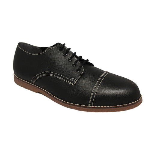 Westbury shoes, black_Vegan Shoes_Vegan Wares