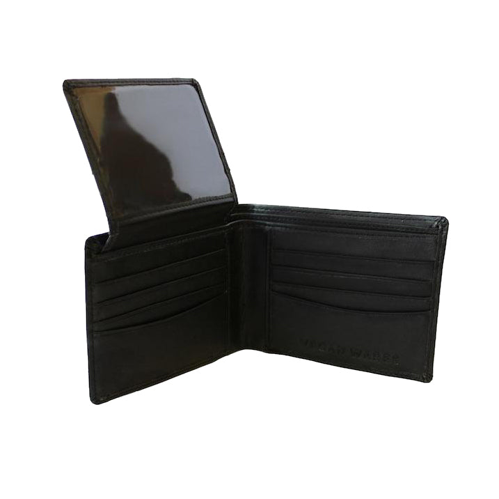 Wallet F (Essentials Collection) RFID or Standard_Vegan_Accessories_Vegan Wares