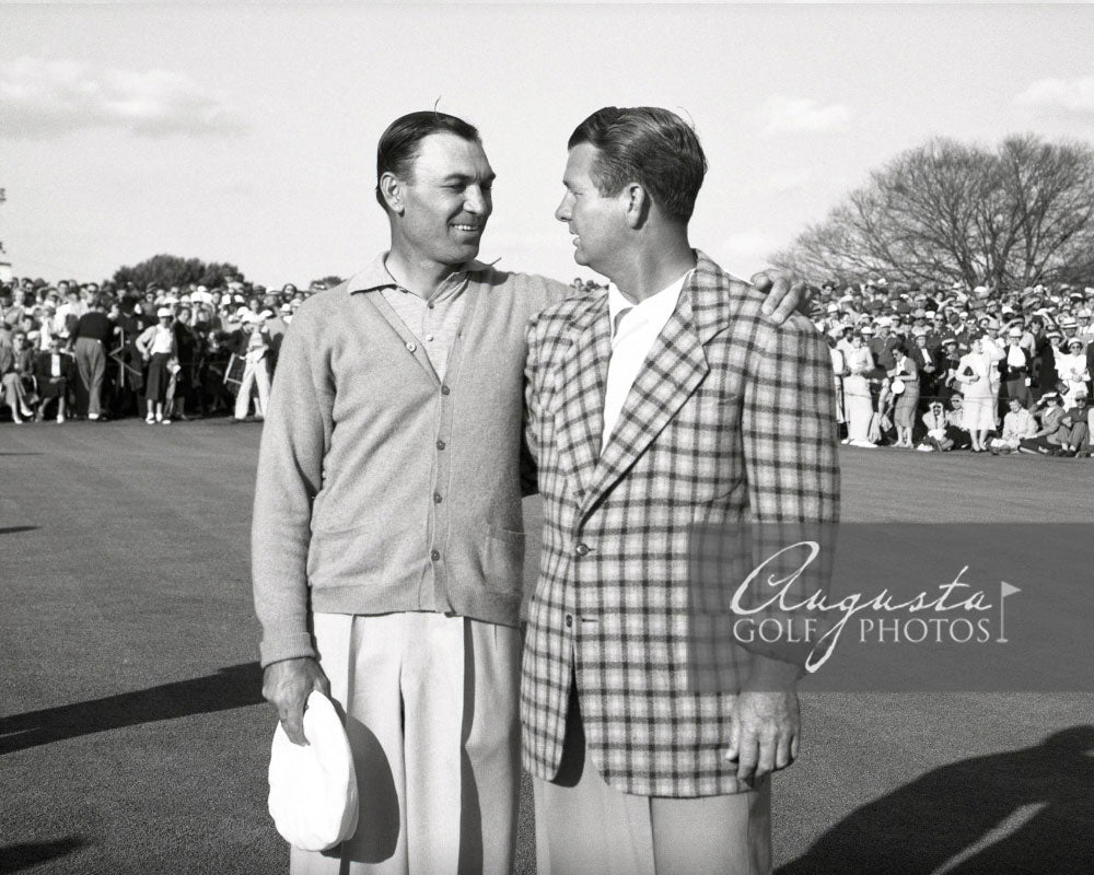 Ben Hogan and Jimmy Demaret