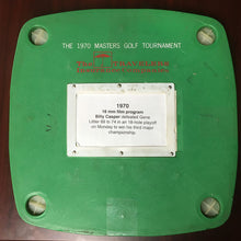Film 16mm 1970 Masters Tournament